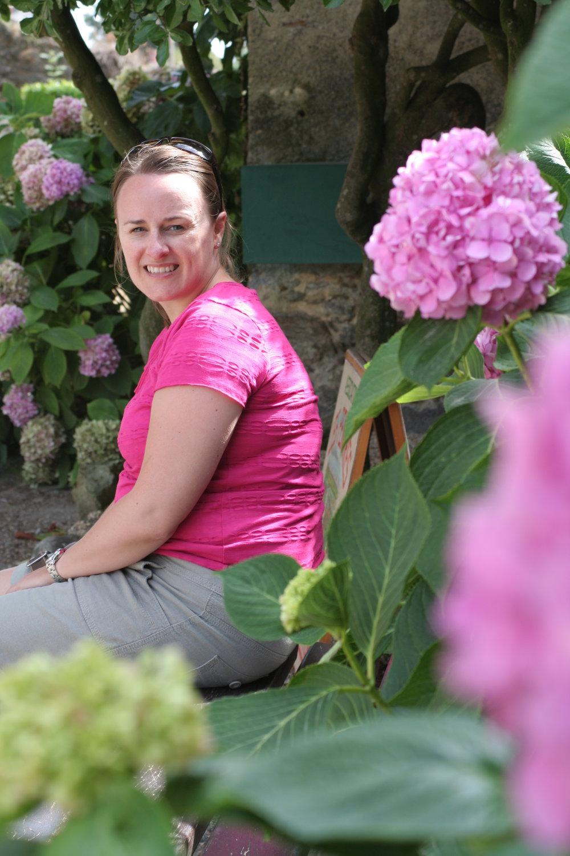 Melanie Mackie Gardener and Transformational Mentor