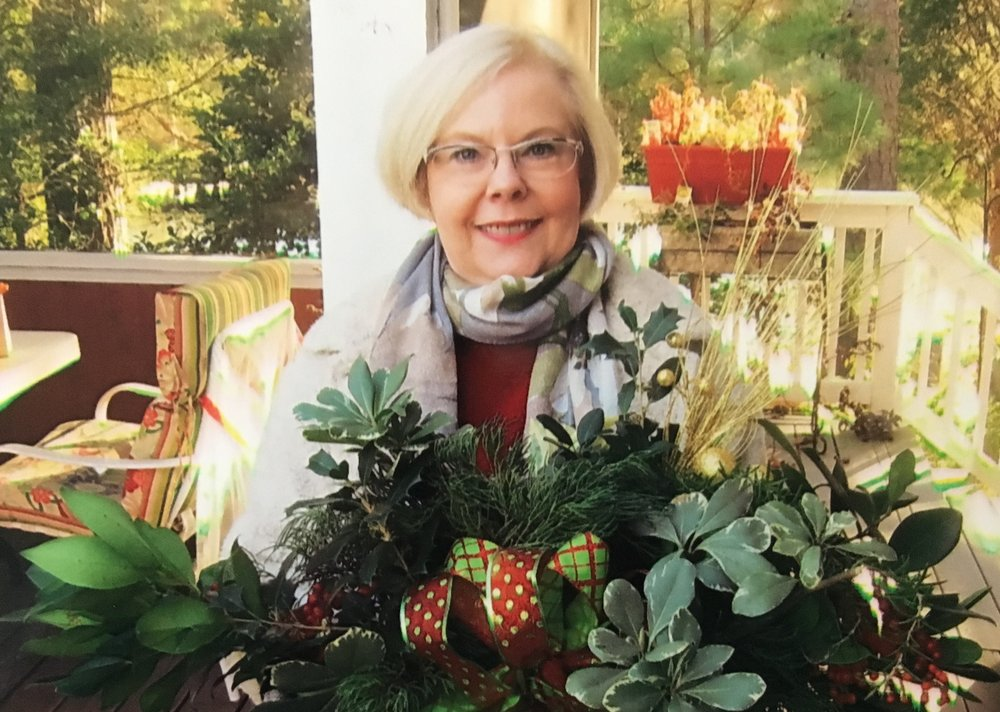 SHARON BALLANCE, TOPIARIES OWNER