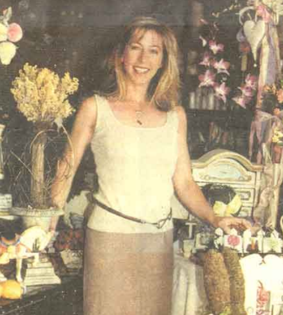 GAIL ARNOLD, TOPIARIES FOUNDER