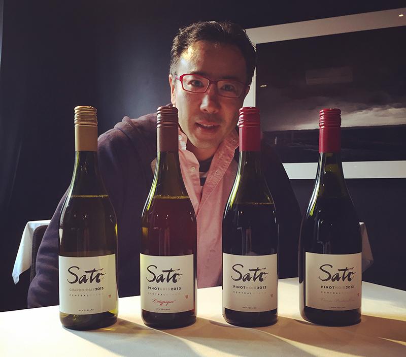 Sato Winemaker - Yoshi (Portrait)