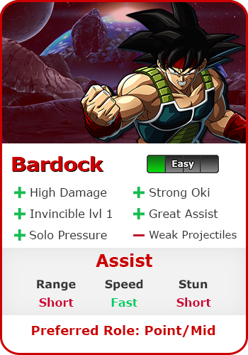 Bardock Card.png