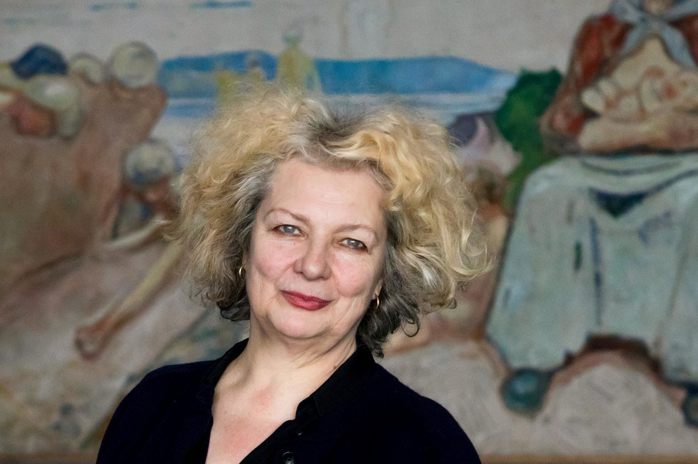 Marlene Dumas at The Munch Museum   © Ove Kvavik