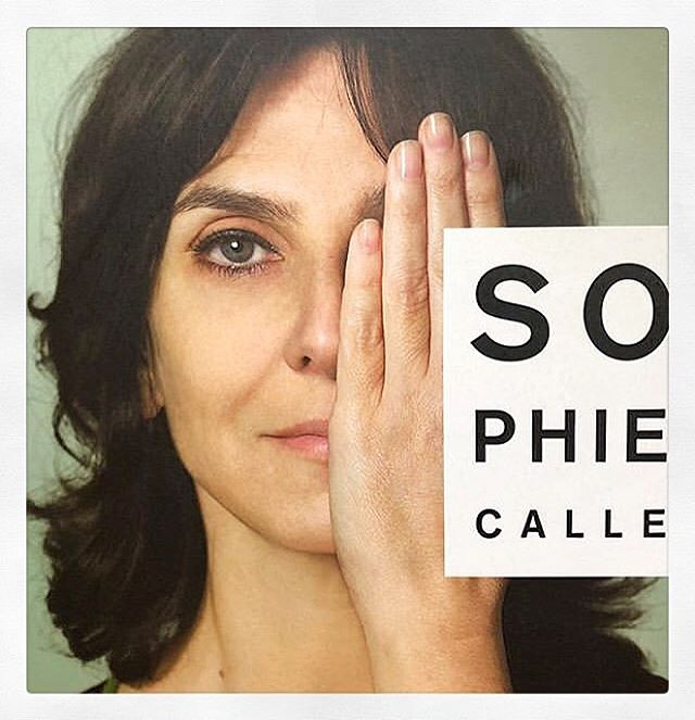 SOPHIE CALLE, M'AS TU VUE did you see me? #internationalwomensday #sophiecalle #thechromarty