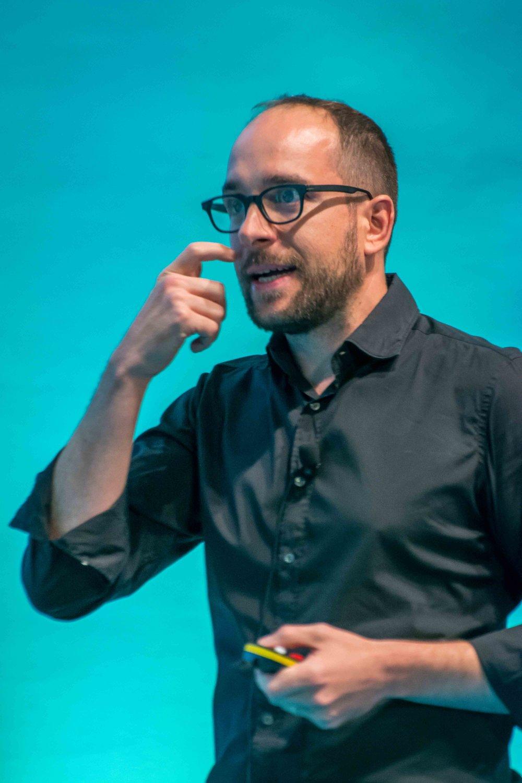 Business Design Lead at Fjord, Alessandro Ghetti
