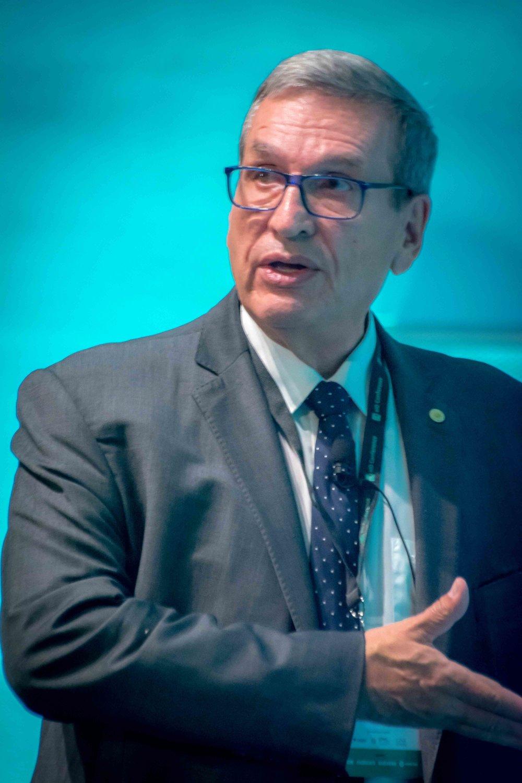 Prof. Rodrigo Martins, The President of EurASc