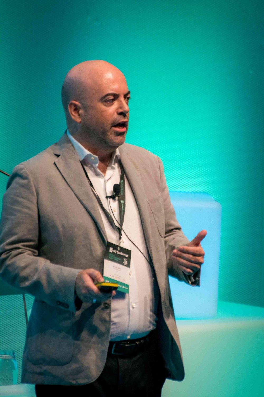 Innovation Manager at INCM, Nuno Gonçalves ( UniQode )