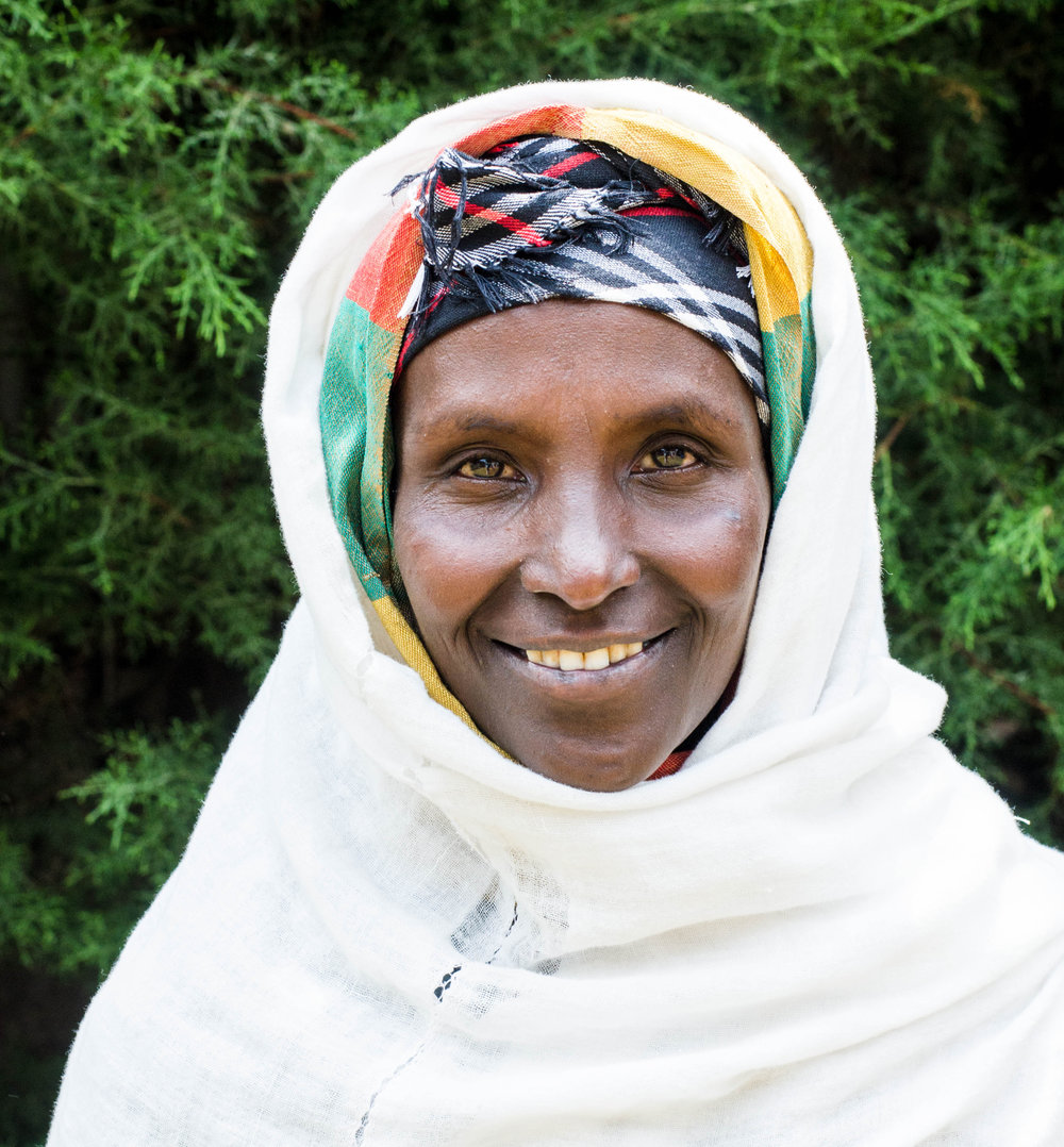 ETHIOPIA - This program focuses on women living with HIV/AIDS on Entoto mountain. This program provides business training so that these women can earn income for their families. Women and girls in the Entoto program have been exposed to various forms of gender-based violence and trafficking.