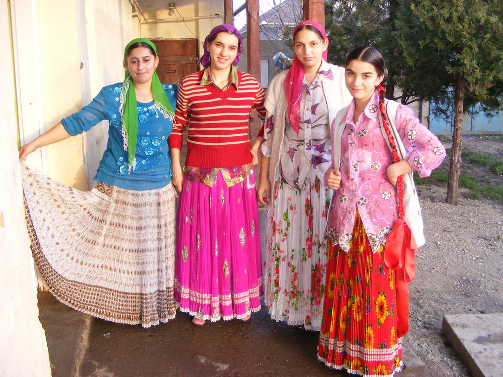 EASTERN EUROPE  - Tirzah's Regional Leader works with the vulnerable population of Roma women and girls throughout Serbia and Eastern Europe. Her work encourages Roma families to value their daughters and keep them in school rather than marrying them off in their early teens. The Leadership Team in Eastern Europe make sure that Roma women are included in all of the leadership training. This bolsters the prevention of trafficking for these women. This is key in efforts to combat modern-day slavery.