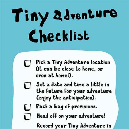 The Tiny Adventure Checklist