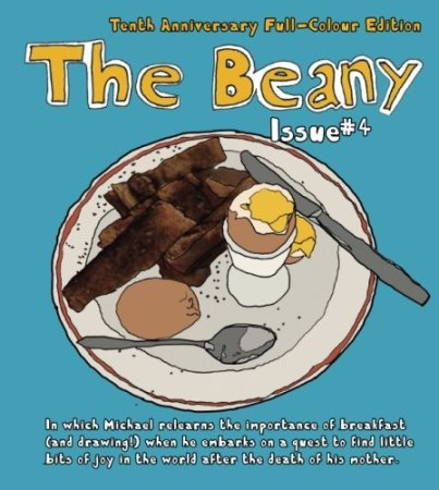 The Beany #4: Tenth Anniversary Edition