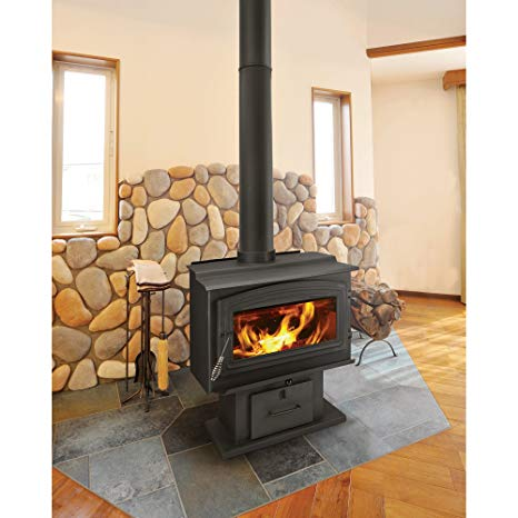 Wood Stove  Since wood stoves require human intervention and do not automatically heat the home to a minimum temperature, they do not qualify as the sole heat source for FHA or VA. As long as they are typical within the market, a wood stove is an acceptable heat source for FNMA.