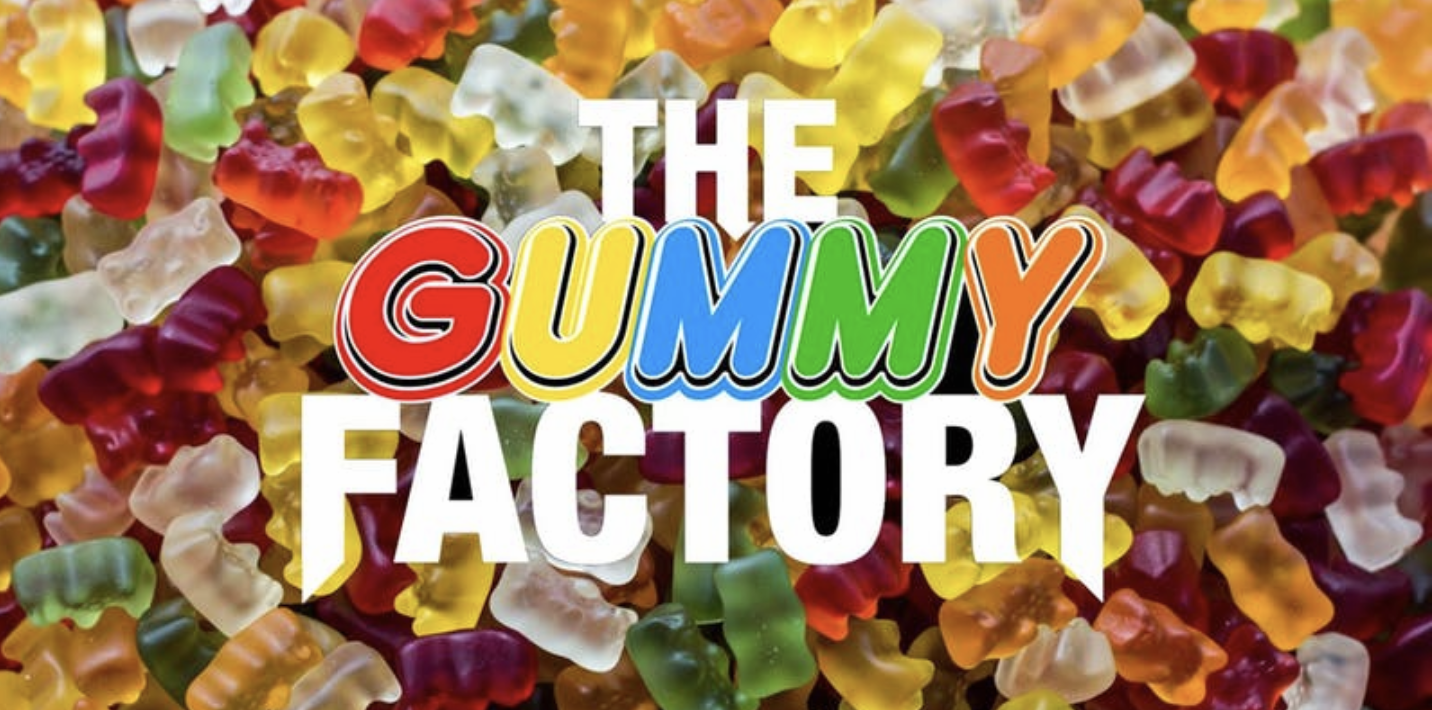 The Gummy Factory by Faded Nights