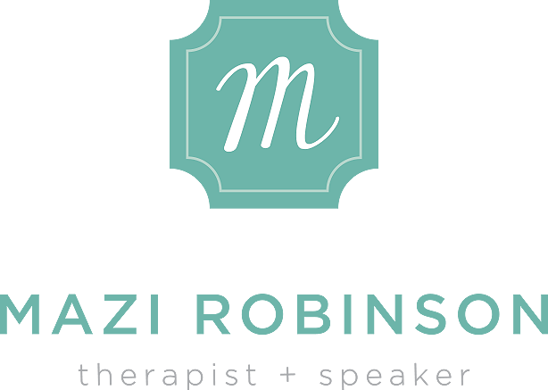 Atlanta Therapist Mazi Robinson