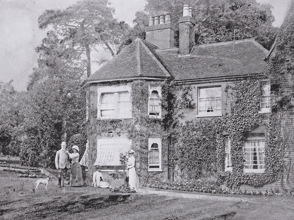 Photo: Kindly reproduced by permission of the Cater Museum, Billericay