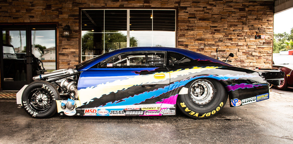 Bumbera's No Prep Big Tire Car