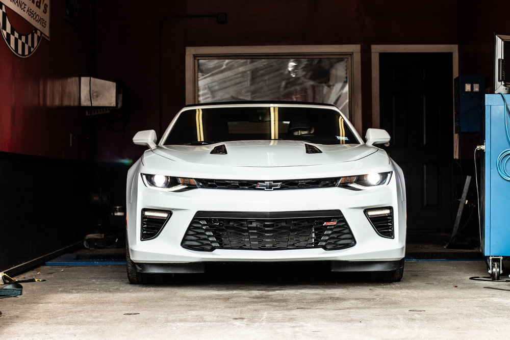 Stage 1 on a 2017 Camaro