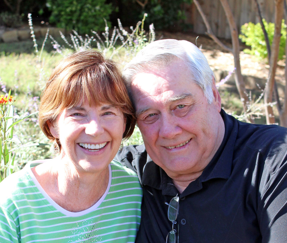 Lou and Sue Diamond were high school sweethearts. The have lived in Murphy for eight years.