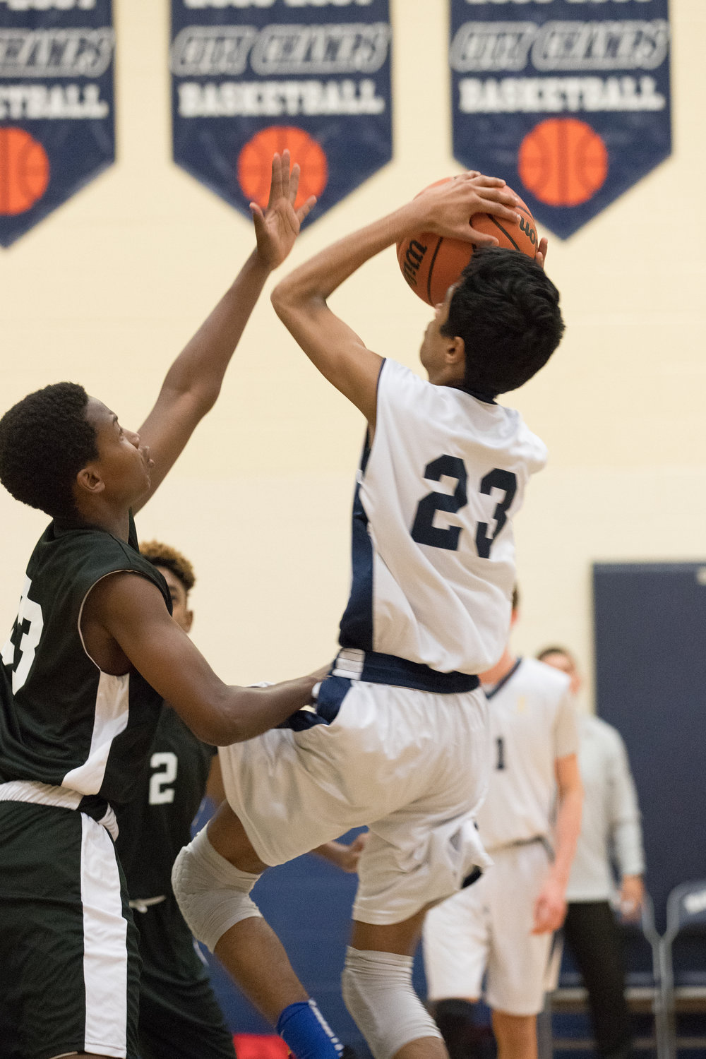 Rushil Patel goes in for a layup.jpg