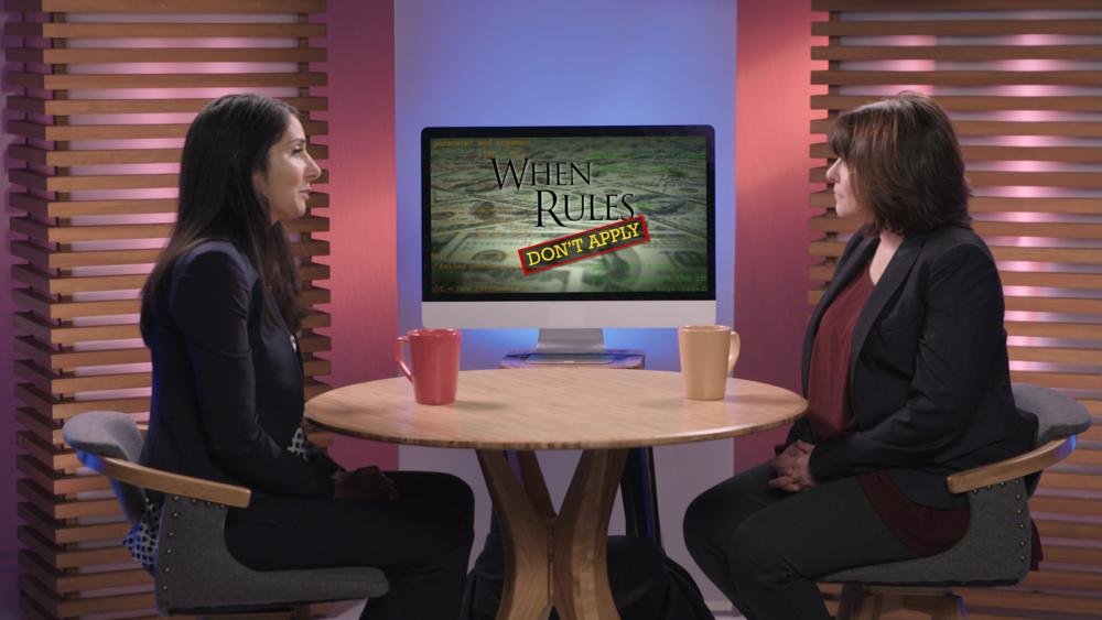 Hosts - Veena Dubal and Rachael Myrow