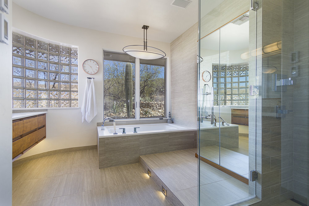 Master Bathroom Sanctuary - Explore this project