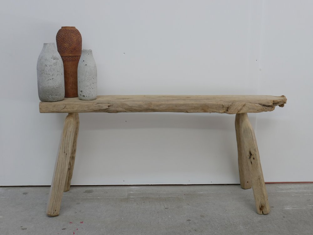 Rustic Bench 2018