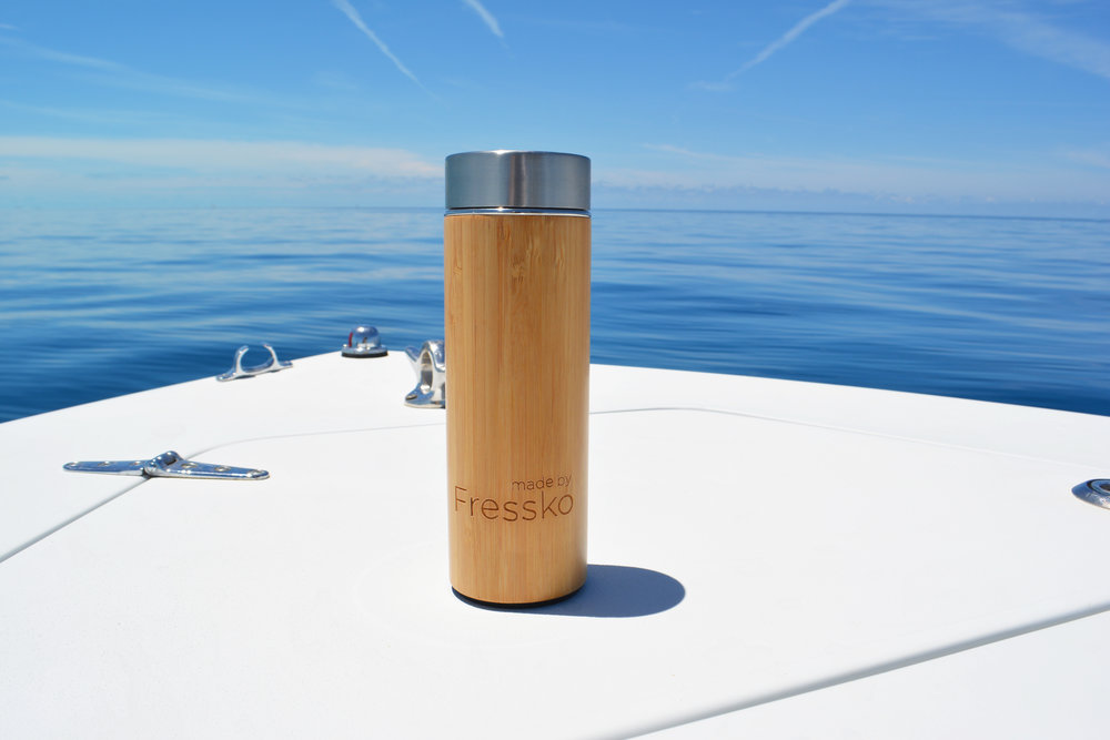 Expedition flasks, free in our guest eco-friendly goodie bags!
