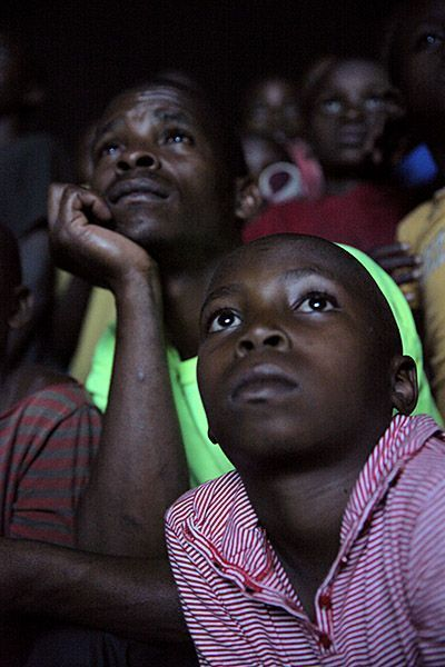 Rwanda Village Screenings