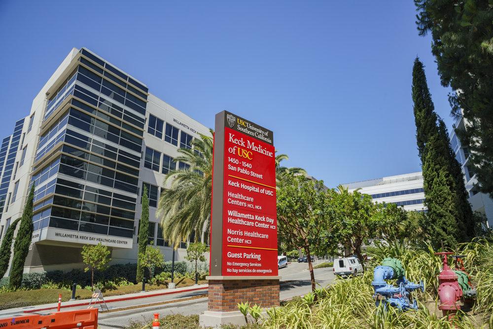 USC Keck Medical Center