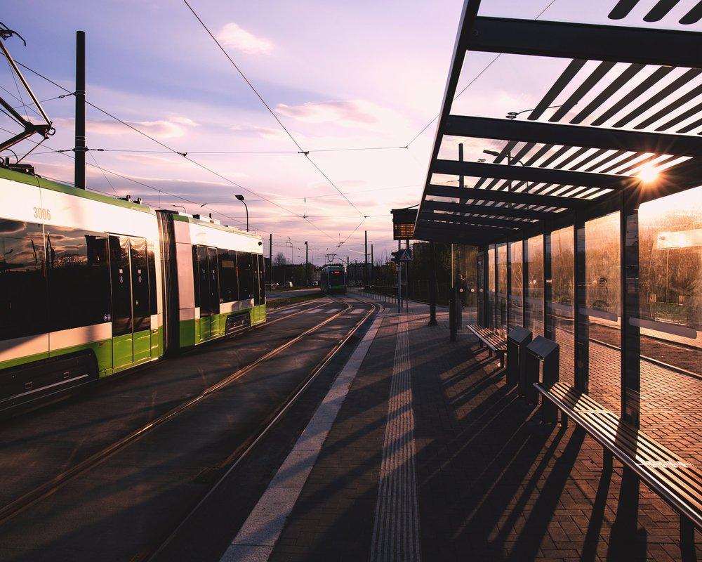 invest in Transit -