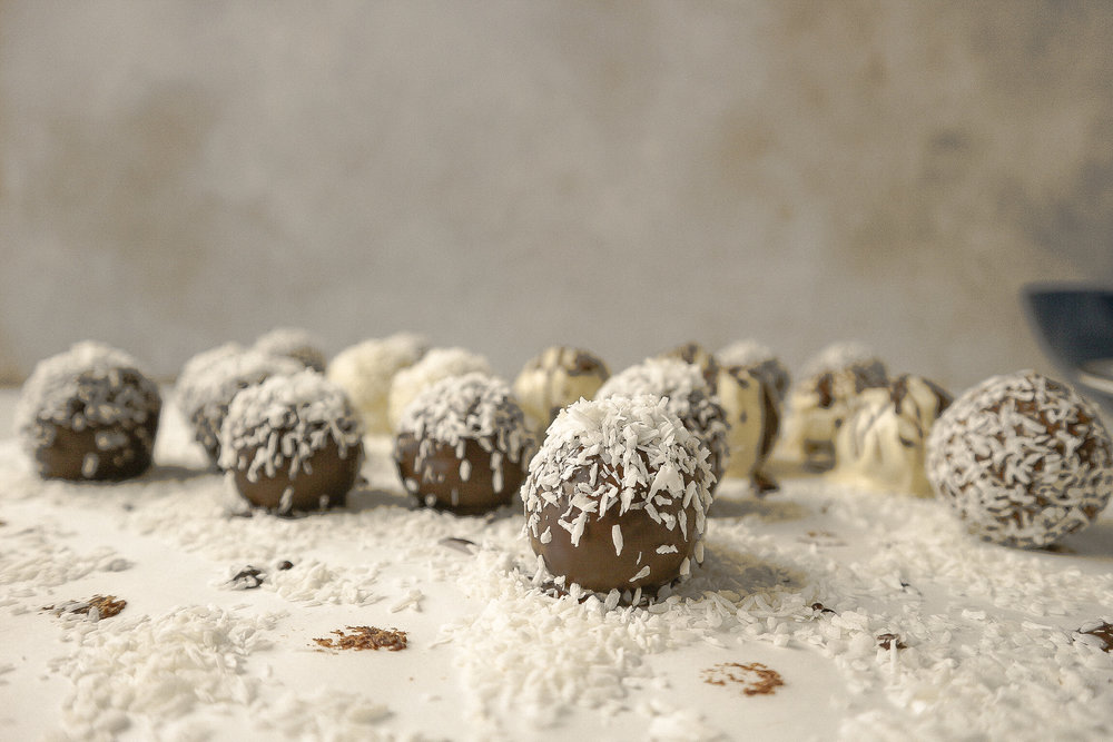 Fun fact 2: Chokladboll was called Negerboll (means n*ggar ball) before, yet due to its racism controversy, the term negerboll is not in use anymore nowadays.