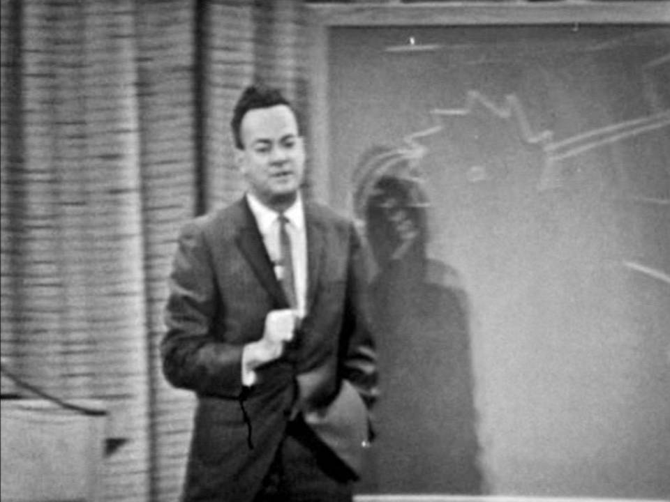 Richard Feynman - Three Extracts - 'The Character of Physical Law'