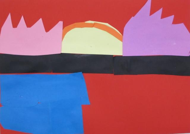 'Sun Landscape'