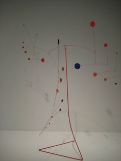 Red Cascade 1958 Alexander Calder