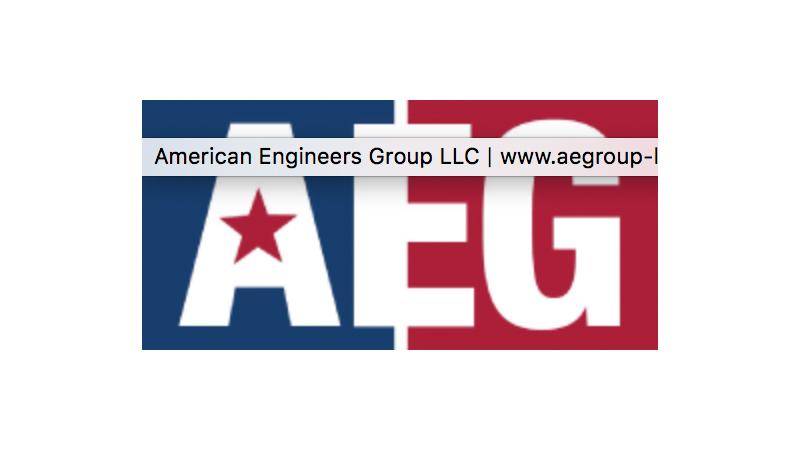 American Engineers Group, Inc. -