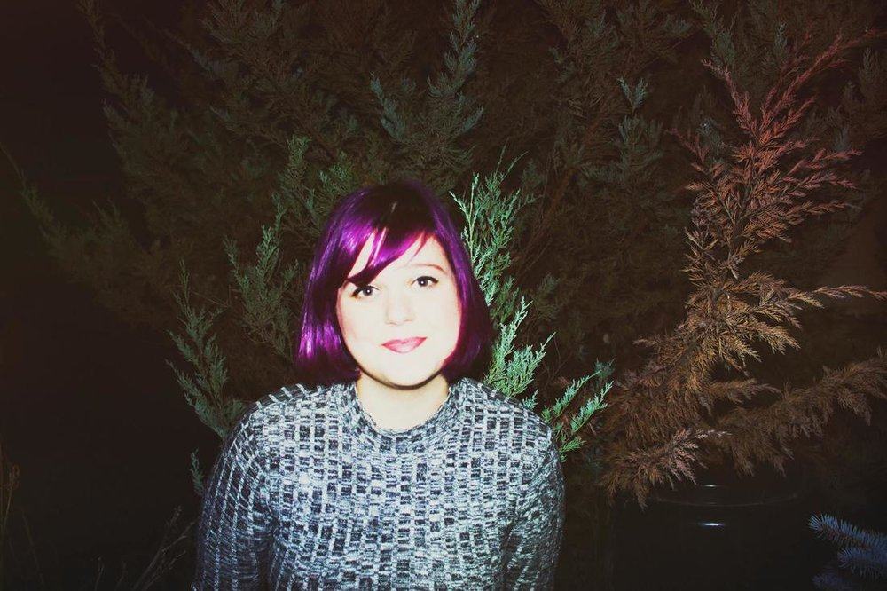 housepanther (Winnipeg, MB) - housepanther is a project started by Bailee Woods, a singer-songwriter squaring off head to head with shoegaze. Whimsical, yet self-aware, housepanther is power pop for the anxious people of this lovely bleak world.