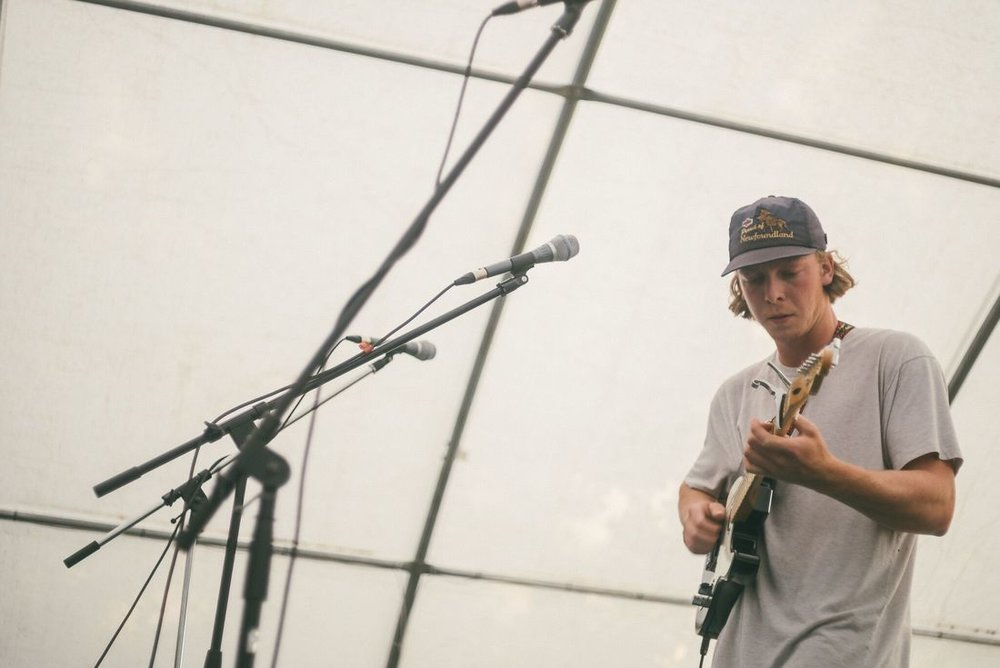 The Shoal Lake Kid (Winnipeg, MB) - Amos is THE SHOAL LAKE KID, a young emerging folk-pop artist inspired by true events.