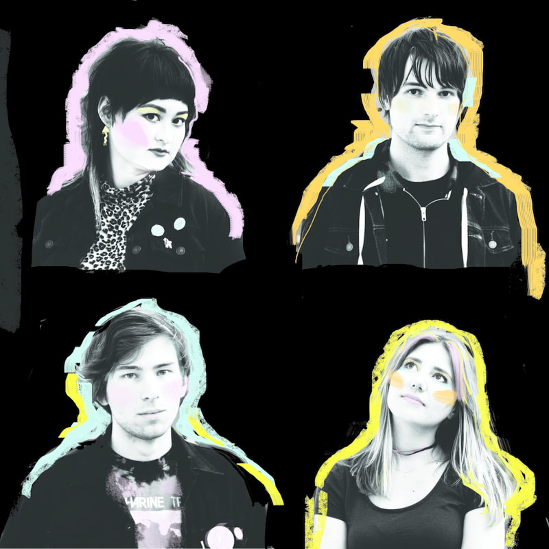 WHIP (Winnipeg, MB) - WHIP is an aggressive, bratty punk band from Winnipeg influenced by early Rough Trade, Kleenex and late '70s California teen punks Redd Kross.
