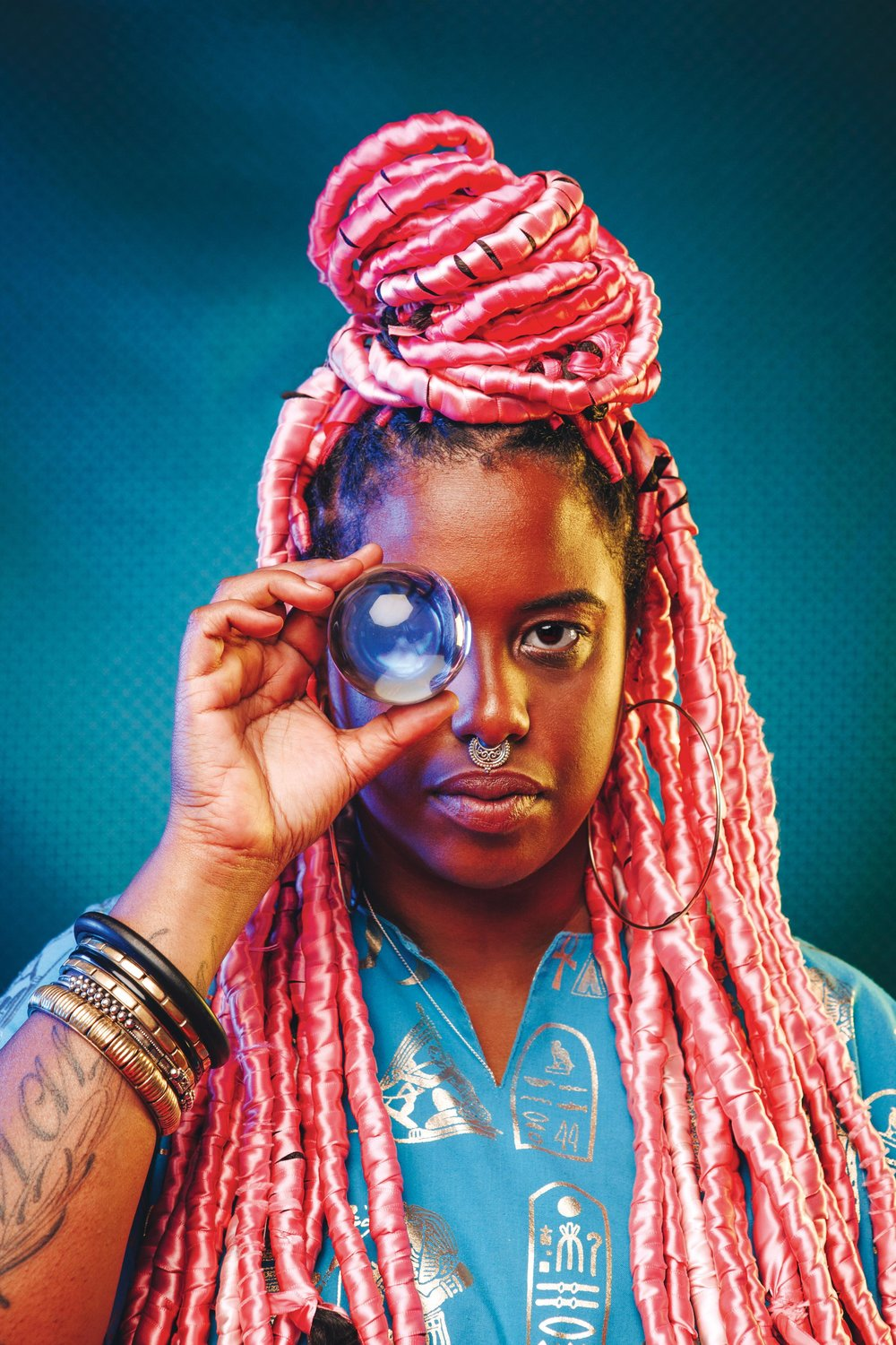 Witch Prophet (Toronto, ON)Witch Prophet is an evolution of Toronto based, Ethiopian/Eritrean singer-songwriter Ayo Leilani. A soundscape of vocal layers, loops, raps and harmonies on a bed of hip-hop, jazz and soul-inspired beats. Think Erykah Badu meets Lauryn Hill meets Jill Scott. -