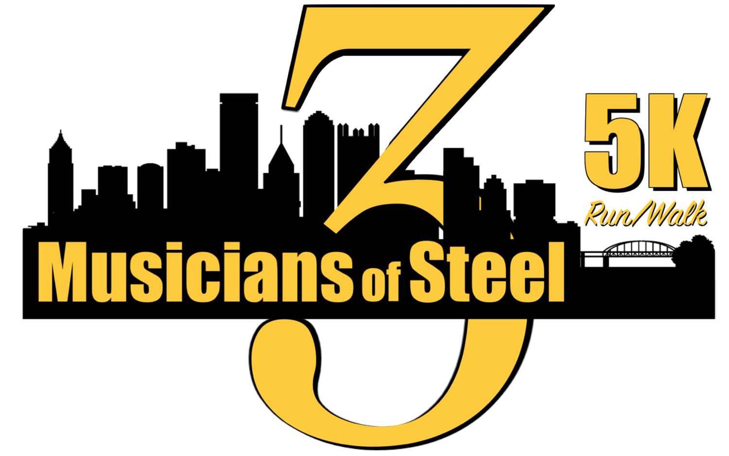 Musicians of Steel 5K Run/Walk