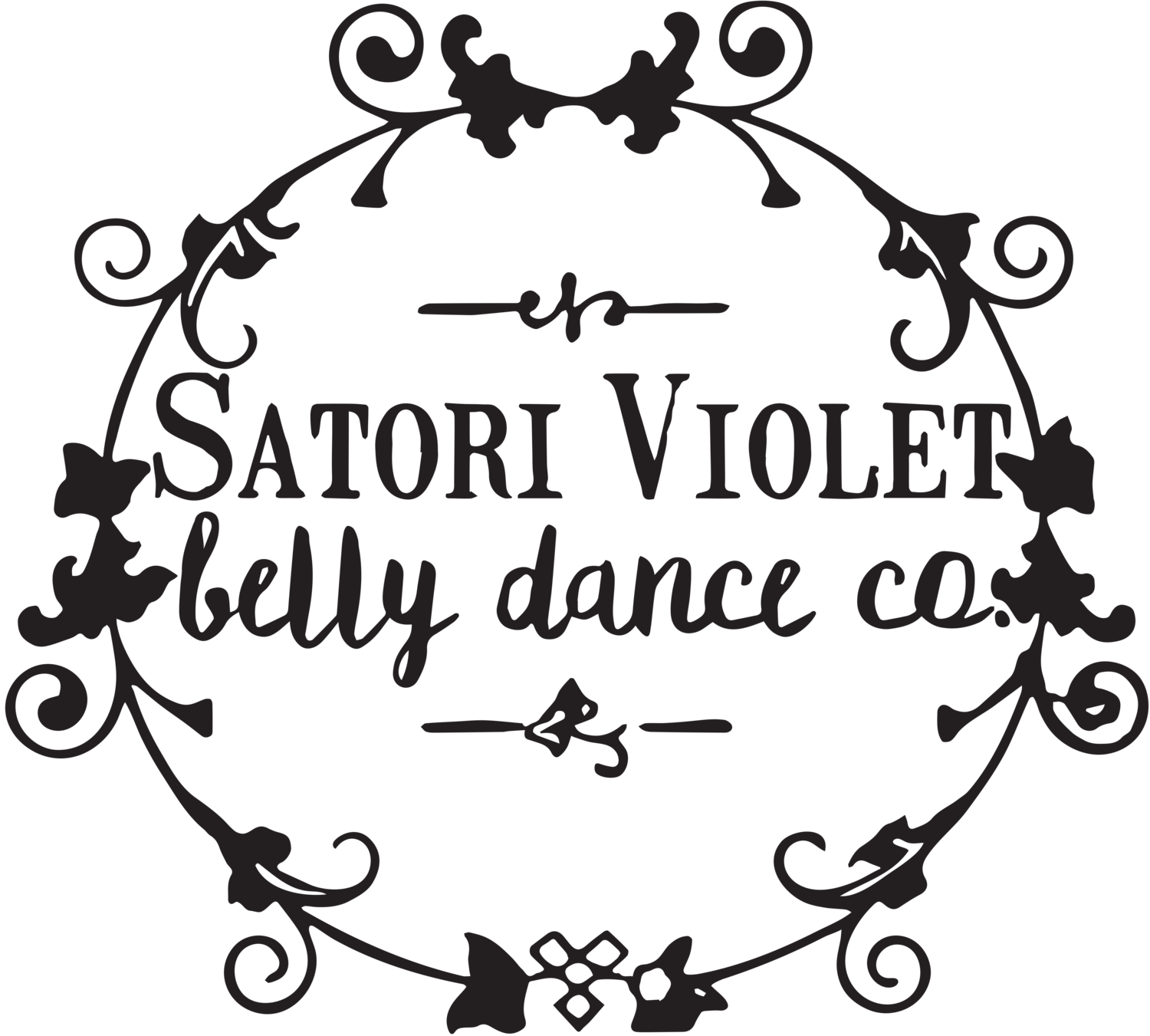 Satori Violet Belly Dance Co.