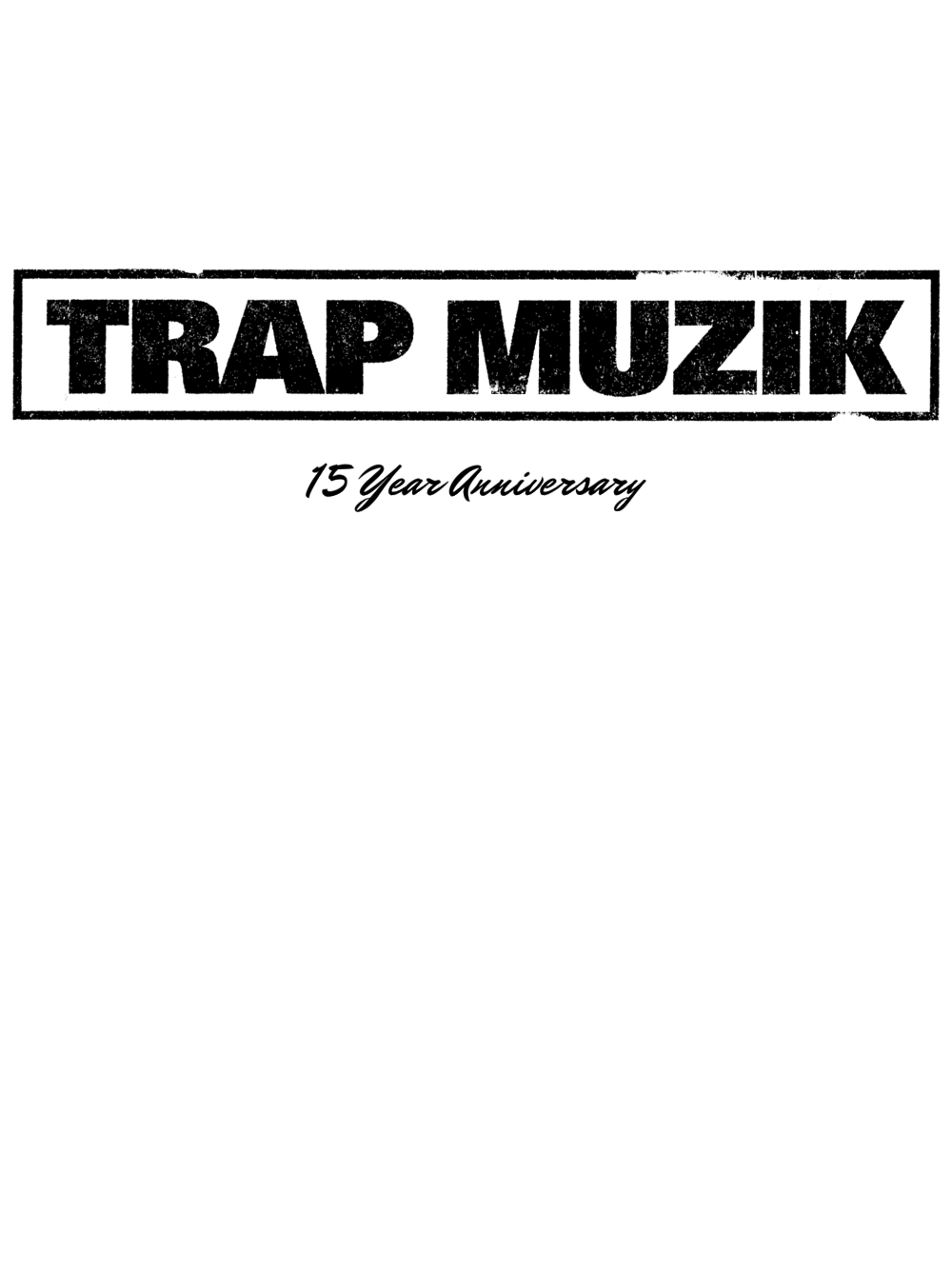 "TRAP MUZIK is the second studio album by TIP ""T.I"" HARRIS. It was released on August 19, 2003, through Atlantic Records and his newly founded record label Grand Hustle Records."