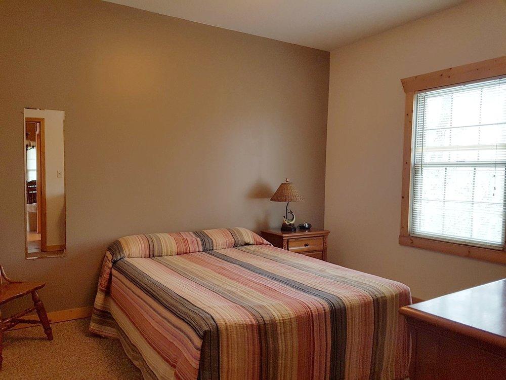 Middle Floor Bedrooms