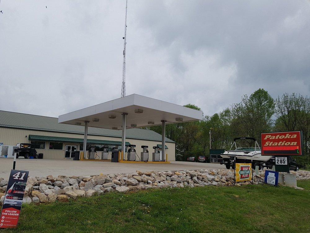 Patoka Station