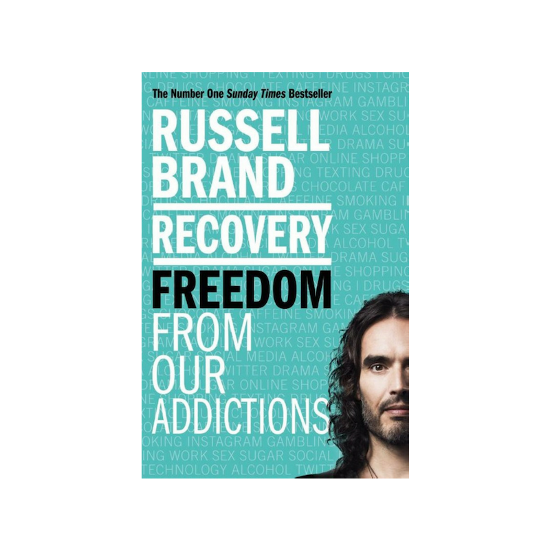 recovery russell brand