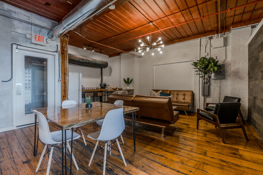 Electronic Access 24/7 to the Coworking Space