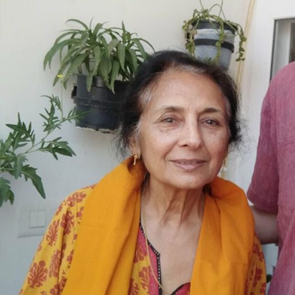 Veena Sharma  AUTHOR  Veena was head of the All India Radio African Service for over 22 years. She has written many books on spirituality, religion, language and leisure. In her free time she enjoys cooking, listening to music and gardening.