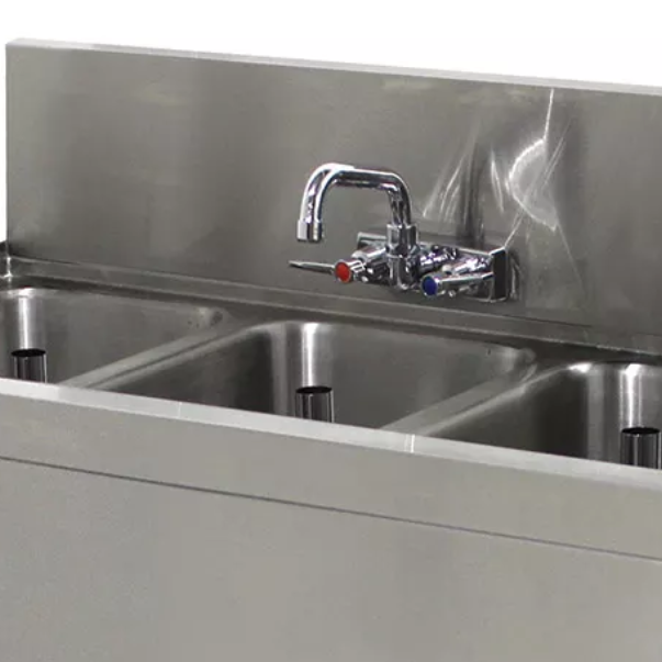 3 Compartment Sink