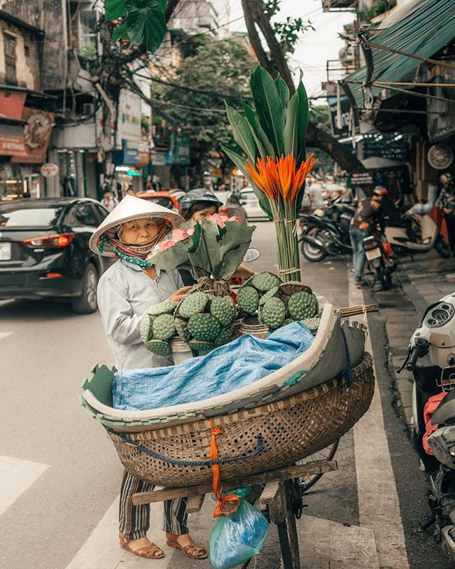 """Sometimes I wish I could take all the things I love about every place I've been and bring them home. I could make my own little city with all of the world's bests"""". The Vietnamese flower lady, Italian coffee, balmy nights in Spain, the rice fields of Bali... Maybe that's what makes traveling so magical; we can only take the memories. ✨ Travel tip: If you're in a country where most people don't speak English, have your hotel write down your address and cross streets in the local language incase you get lost."""