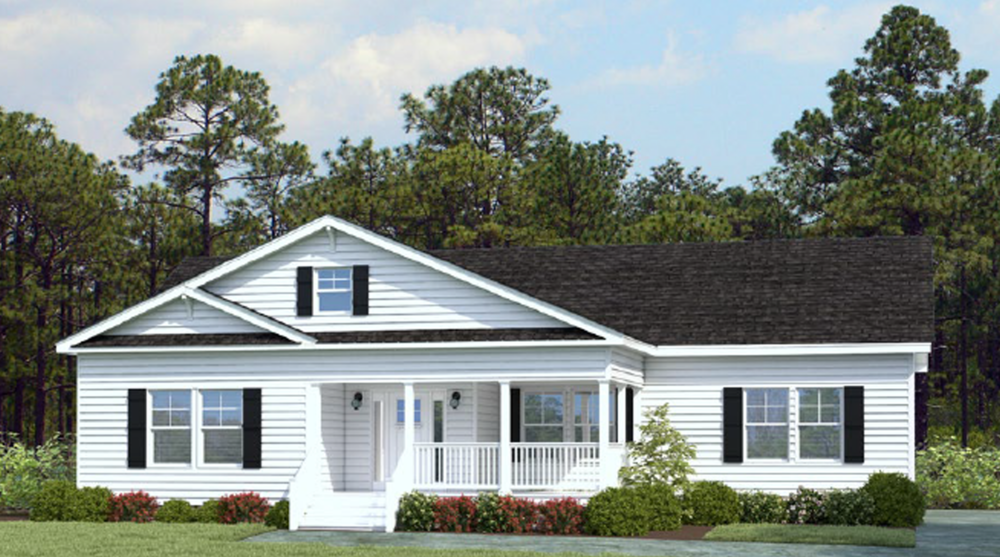Logan Expanded Porch