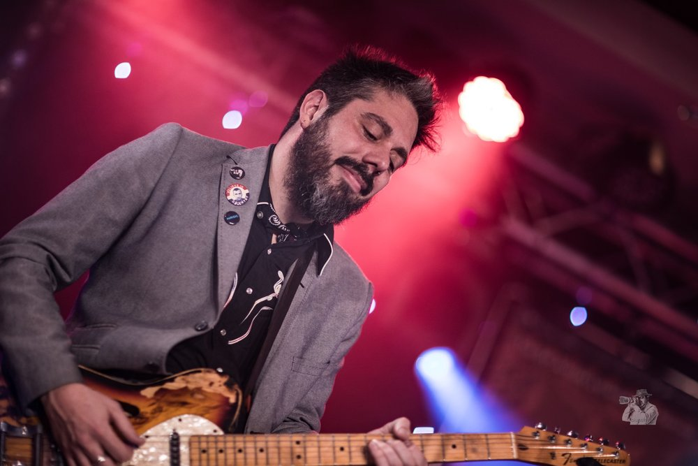 Thanks to   Karo Achten   for the beautiful photography at the Lucerne Blues Festival, 2018.